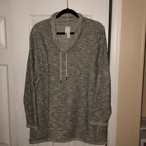 NWT womens 1x pull over
